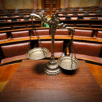 DWI courtroom